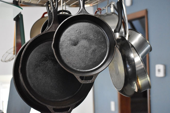 Seasoned Cast Iron Non-stick Cookware